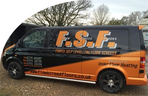 About Flow Screed Floors
