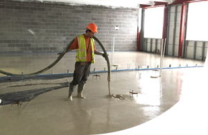 UK Screed Floor